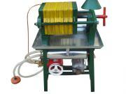 带电加热板框滤油机